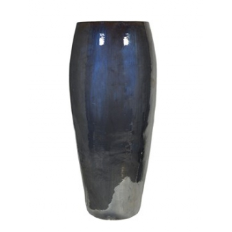 Кашпо Metal glaze Emperor, керамика