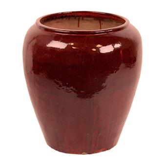 Кашпо Mystic pot, красный