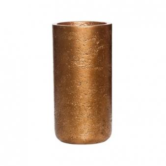 Кашпо Eco-line Caitlin, золотой