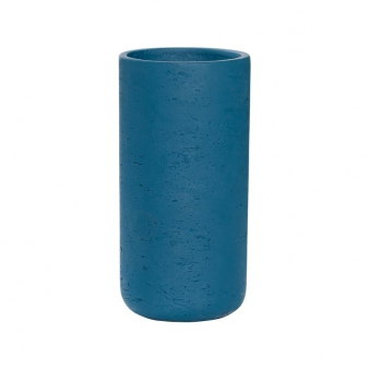 Кашпо Eco-line Caitlin, синий